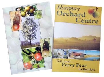 Hartpury Orchard Trail publications